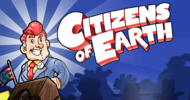 Firmware Update 1.30: Citizens of Earth - Reviewed!