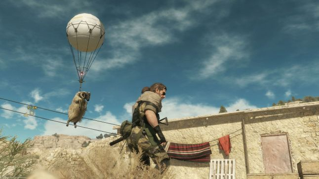 Firmware Update 1.67: 2015 Game of the Year, Part 1 - Metal Gear Solid V The Phantom Pain