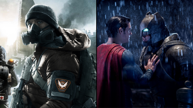 Firmware Update 1.70: Batman v Superman: The Division
