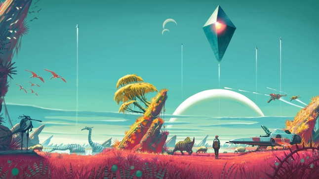 Firmware Update 1.76: No Man's Sky's the Limit