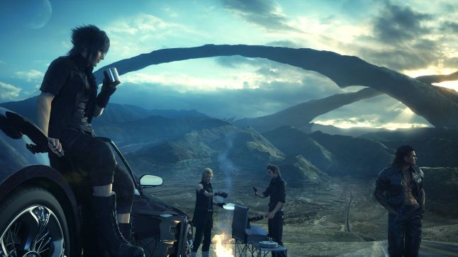 Firmware Update Special: Final Fantasy XV Preview