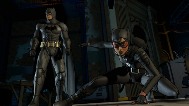 Batman: The Telltale Series Review - 02