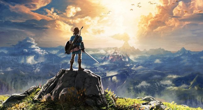 Firmware Update Review - The Legend of Zelda: Breath of the Wild