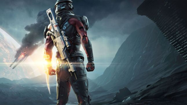 Firmware Update Review - Mass Effect: Andromeda