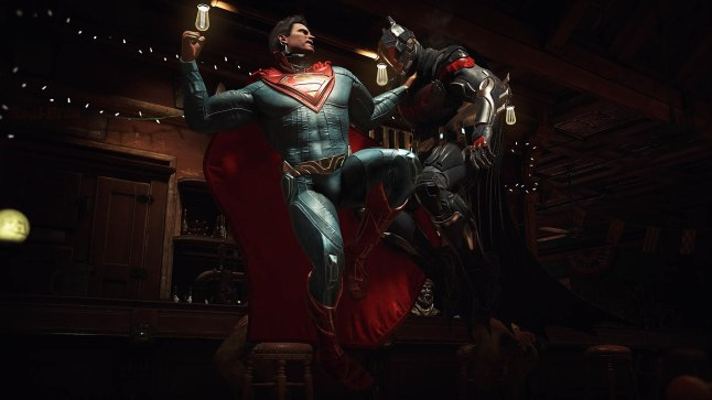 Firmware Update Review - Injustice 2